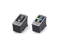 0615B010 Canon Ink Cartridge Tri Color & Black