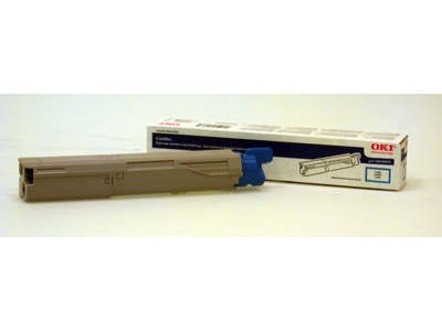 43459403 OKI Cyan Toner Cartridge