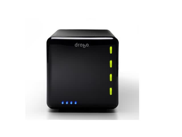 """Drobo, el primer """"robot personal"""" para almacenar d I190206991"""
