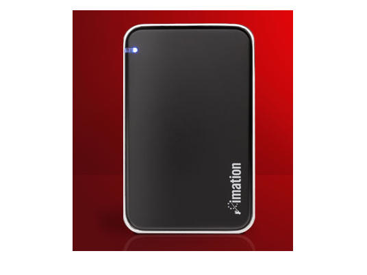 Imation USB APOLLO PORTABLE HARD DRIVE 500GB