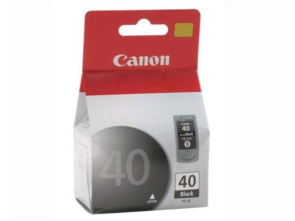 0615B002 Canon PG 40 Black Ink tank